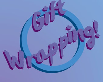 Gift Wrapping - Line&Space shipping option