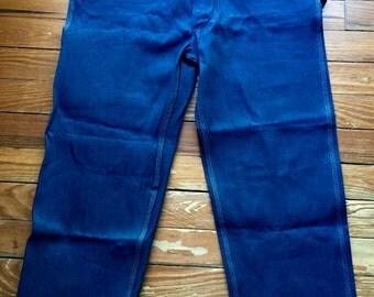 Vintage New/Old Sears WEARTUFF Carpenter Jeans