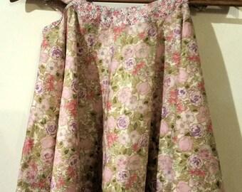 Petite Floral Twirl Dress