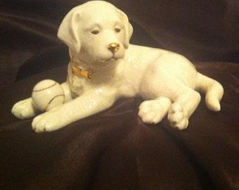 Vintage Lenox Labrador Retriever