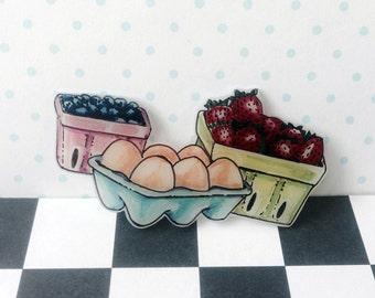 Egg & Berries