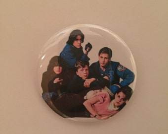 The Breakfast Club Pinback Button