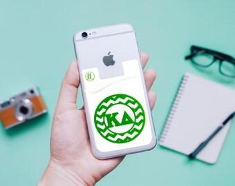 Kappa Delta Phone Wallet