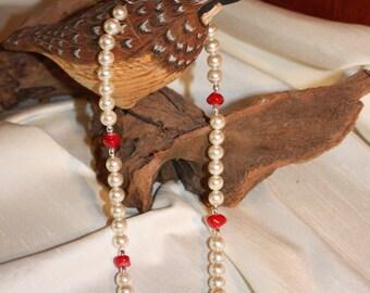 Glass Keepsake Pendant Necklace