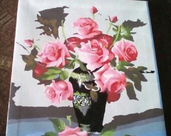 Ваза с цветами / Vase of flowers