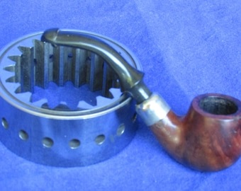 Vintage Small Bent Estate Pipe (K-17)