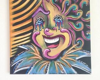 The Happy Sad Clown