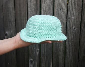 Minty Sun Hat