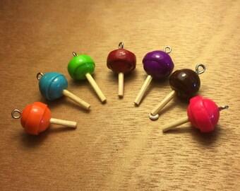 Polymer Clay Lollipop