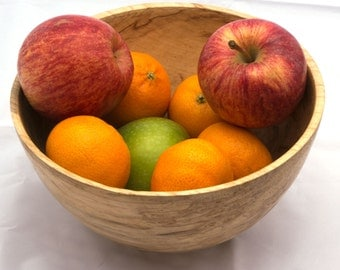 Sycamore  & Apple Bowl