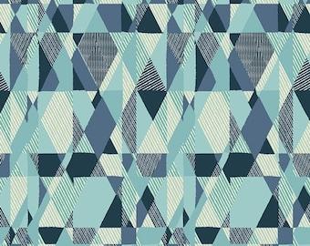 Inter twill Azur essentials fromArt Gallery Fabric 1 yard