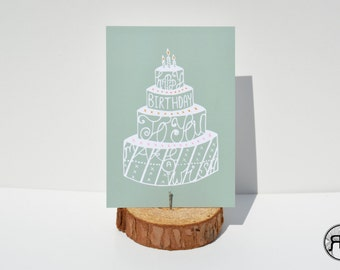 Happy birthday to you, make a wish