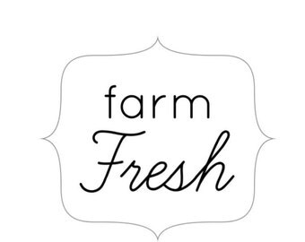 Farm Fresh prints / decor