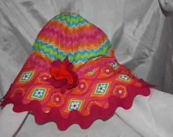 """Infant/Toddler 18"""" Reversible Hat"""