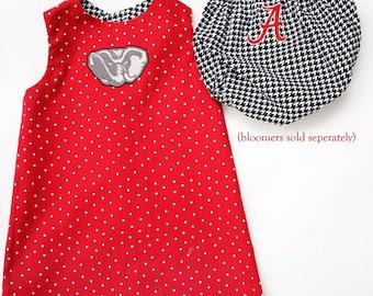 University of Alabama Crimson Sweetie Dress