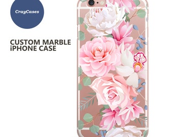 iPhone 6 Case, iPhone 6s Case Floral iPhone 7 Case Floral iPhone 6s Plus Case Floral iPhone 6 Case Floral iPhone 6+ Case (Shipped From UK)