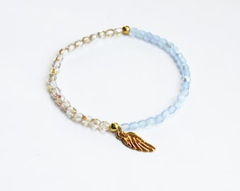 Boho Wing Bracelet