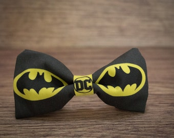 DC Batman Bow tie
