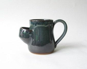 Tea Mug with Teabag Pouch