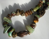 Moss on Stone Organic design one of a kind art to wear, handmade by designer