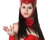 SALE - Scarlet Witch cosplay costume headdress  - Spellbound - Ready to Ship