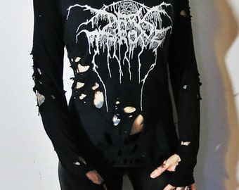 Darkthrone Destroyed Hoodie