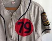 Vintage 50s legion baseball jersey