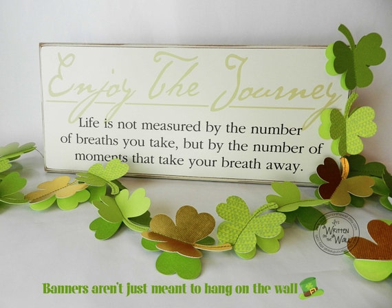 KIT St Patricks Day Banner / Shamrock Garland / Cupcake Topper / Food Pic /Lunchbox Note / Cake Toppers /Tags