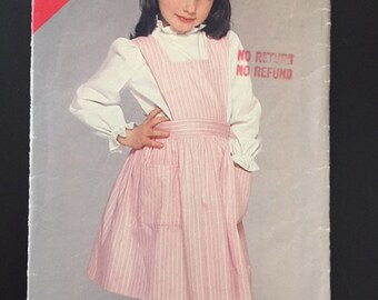 See & Sew Sewing Pattern 5320