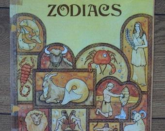 vintage 70s macrame patterns ZODIACS