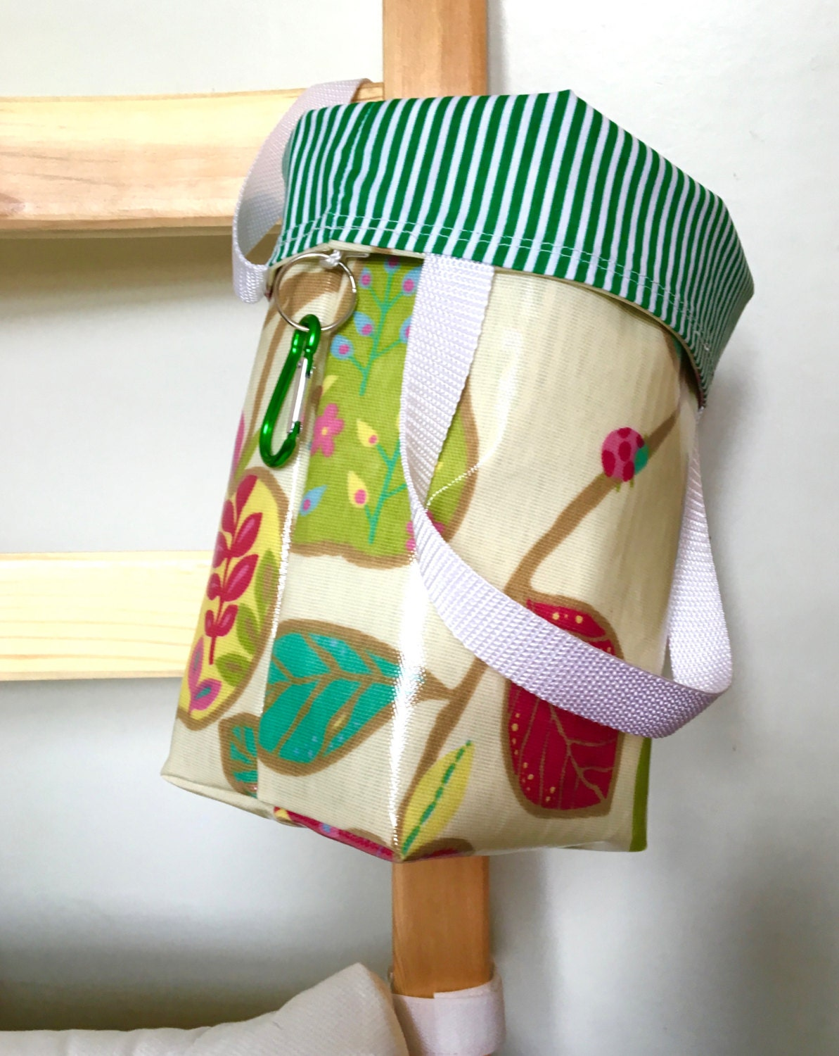 Knitting Project Bags Uk : Knitting bag project small notions case sock