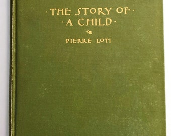 The Story Of A Child 1901