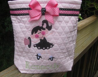 Personalized Tap Bag