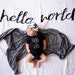 Name reveal bodysuit | new baby announcement | hello my name is | baby boy name shirt | baby girl name shirt | gender reveal announcement