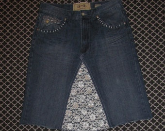 Ladies Jean Skirt - size 16