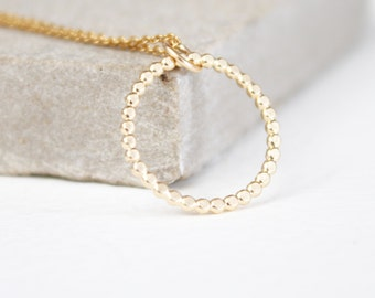 Infinity gold pendant necklace, gold layered necklace, bridesmaid gift, best friend, mother, daughter, bridal jewellery