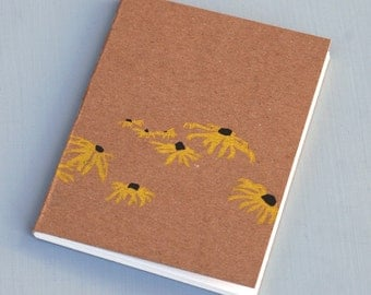Black Eyed Susan Notebook Journal