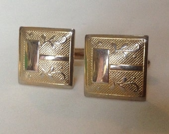 Gavel Cufflinks Dress Shirt Man Jewelry – 1960s