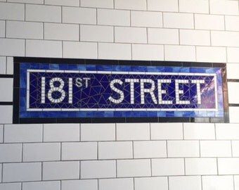 NYC Mosaic Install for Bathroom  /  Kitchen  /  Backsplash / Floor - Mosaic Install - 181st Street New York City