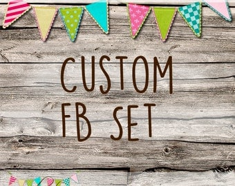 Custom Facebook Photo Cover - Custom Made