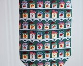 Jams and Jellies Vintage Tie, Mens Novelty Tie, Alfio Cerroni, Linea Classico, Italian Italy Tie, Gifts for Men, Stocking Stuffer Man, Green