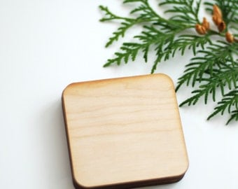 Wooden coasters, Blank wood coasters, Square wood coasters, DIY coasters, Wooden supplies, Handmade coasters, Set of 5