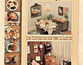 Meyer's Homemade Meals by Barbara Meyer- Doll House Food Tutorials/ Polymer Clay Food Recipes