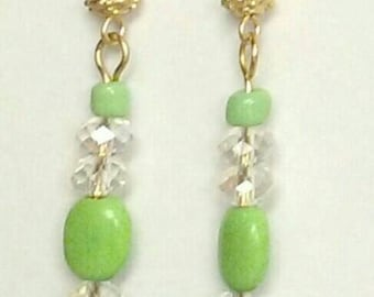 Earrings -Brightly Colored Fashion Dangles
