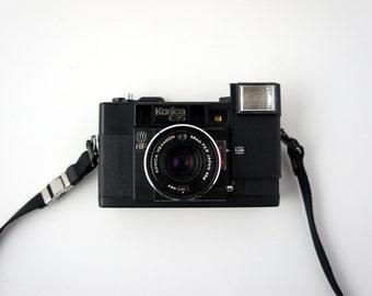 Konica C35 AutoFocus 35mm Film Camera - Made in Japan