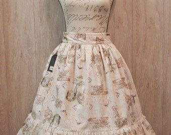 Classic Lolita Casual  skirt -  Sweet Vintage