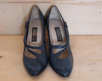 Palazzio, Dance shoe Size 7 Nave heel Vintage