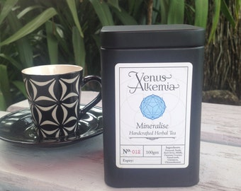 Venus Alkemia Mineralise Tea 100gm
