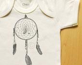 Dreamcatcher baby onesie / bodysuit / tshirt