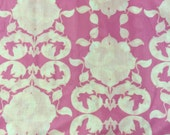 Listing for Sharlynn...Tina Givens Pink VOILE Fabric - more yardage available